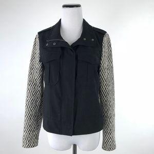 Ella Moss Minka Jacquard Jacket #1511